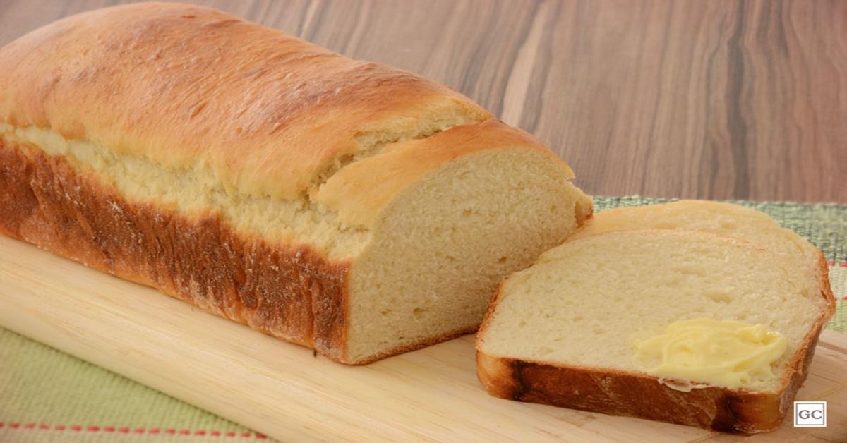 Receita De Pão Caseiro Fácil E Rápido Feito No Microondas Em Apenas